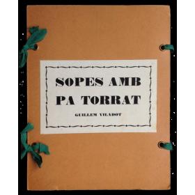 Sopes amb pa torrat (novel·la)