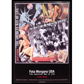 Fata Morgana USA. The american way of life - Josep Renau