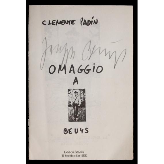 Omaggio a Beuys