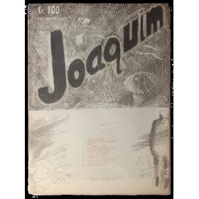 Joaquim. Nº 5 - Outubro de 1946. Revista mensal de arte