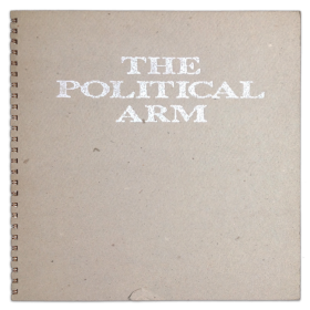 The political arm. John Weber Gallery, New York, February 1991