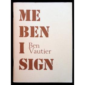 Me Ben I Sign