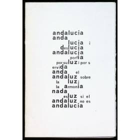 Andalucía. Así es si a - sí parece