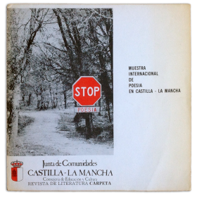 Muestra Internacional de Poesía en Castilla-La Mancha