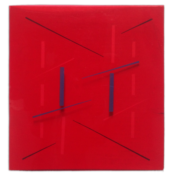Carlos Tartarini. Pinturas. Galería Nelly Thomas, La Plata, del 8 al 27 de octubre de 1977