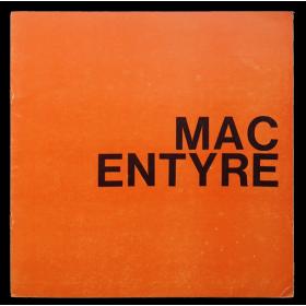 Mac Entyre. Fundación para las Artes, Lima, Perú, Junio 1968