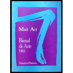Mail Art. 7 Bienal de Arte, 1 de Agosto al 15 de Setiembre, 1983
