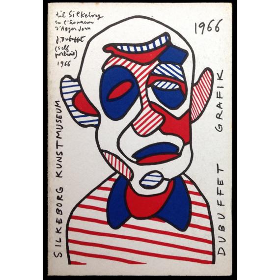 Jean Dubuffet Grafik. Supplément au catalogue des gravures et lithographies de Jean Dubuffet