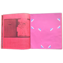 El cuaderno escolar de Vicente Rojo. Museo Universitario de Ciencias y Arte, Ciudad Universitaria, México, abril-junio 1973