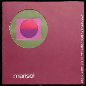 Marisol. XXXIV Biennale di Venezia, 1968 - Venezuela