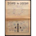 Neon de Suro. Fullet monogràfic de divulgació. Autor: Col·lectiu Paris-Neon. Abril 1979