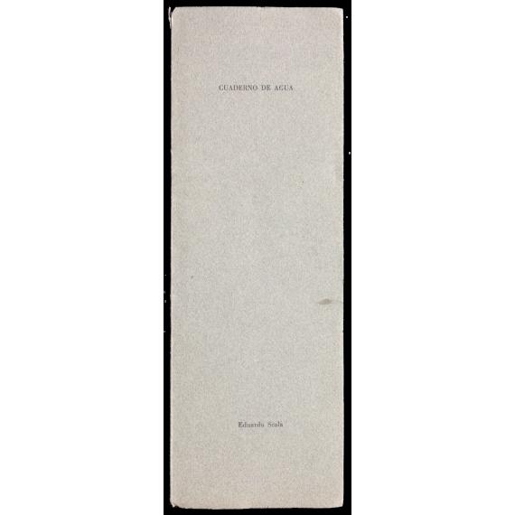 Cuaderno de agua