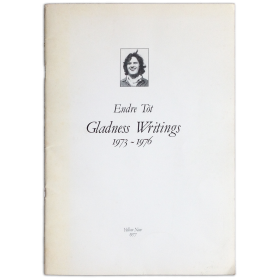 Gladness Writings 1973-1976