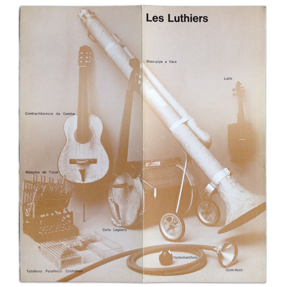Les Luthiers presentan el Oratorio Profano Blancanieves y los Siete Pecados Capitales de Marcos Mundstock