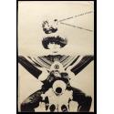 Edgardo Giménez - En la duda: un enano. Visite Poster Panel Florida y Viamonte, [Buenos Aires], 1965