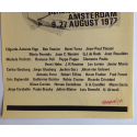 Art is a prison. Horacio Zabala's Project-Book. A Show in Other Books and So, Amsterdam, 9.27 August 197