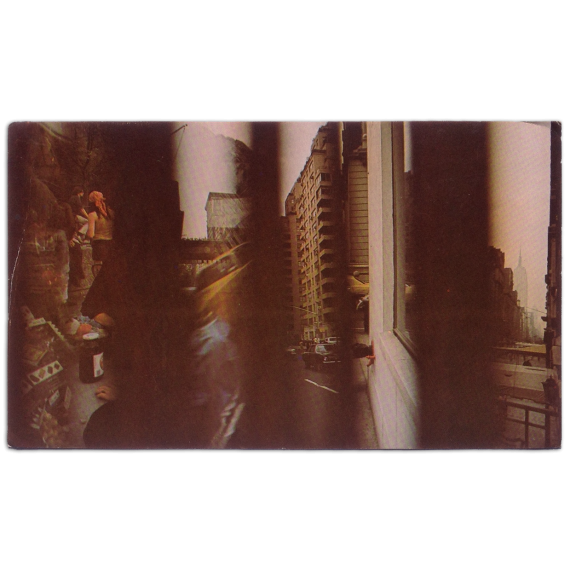Gordon Matta-Clark - Film Projects and Underground Dailies. Holly Solomon Gallery, New York, May 8 - May 26, 1976