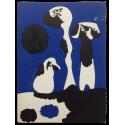 "Miró - ""Peintures sauvages"" 1934 to 1953. Pierre Matisse Gallery, New York, november 4, 1958"
