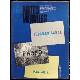 Artes Visuales. Revista trimestral. Número / Number 14 - Verano / Summer 1977