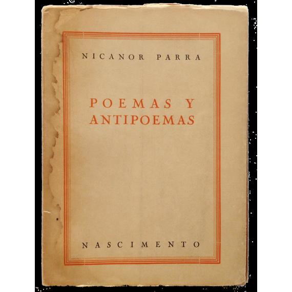 Nicanor Parra Creador De La Antipoesía Vanguardia Poética Chilena