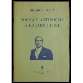 Poema y antipoema a Eduardo Frei