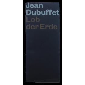 Jean Dubuffet - Lob der Erde. Galerie Daniel Cordier, Frankfurt am Main, Dezember-Januar 1958-59