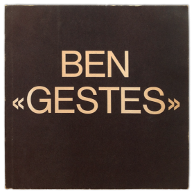 "Ben ""Gestes"""