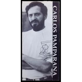 """Carlos Pamparana. Museo Municipal de Bellas Artes, La Plata - Museo Municipal """"Eduardo Sívori"""", Buenos Aires, 1994"""