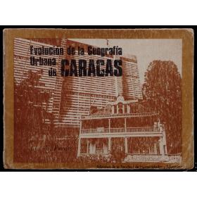 Evolución de la geografía urbana de Caracas