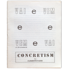 Concretism by Clemente Padín