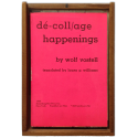Dé-Coll/age - Happenings by Wolf Vostell