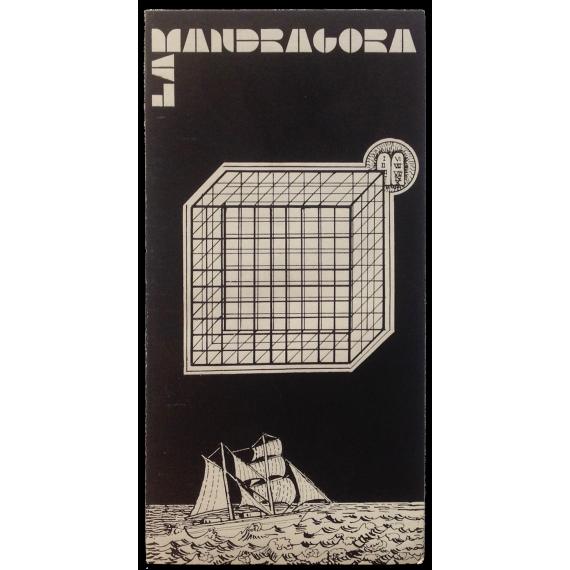 Guillermo Pérez Villalta. Galería La Mandrágora, Málaga, octubre-noviembre 1972