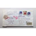 [Mail art - arte correo] - Guillermo Deisler, 1989