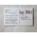 Karl-Dietrich Dieterich Diter Dieter Roth / Rot : Books, etc, 1959-1972. Backworks, New York, 1979