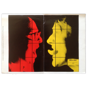 Gilbert & George - Fotowerken / Photo-pieces 1971-1980. Van Abbemuseum, Eindhoven, 29.11.80-04.01.81