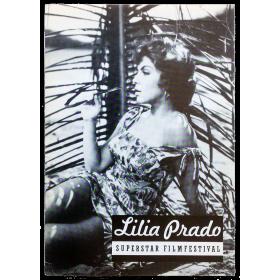 Lilia Prado, Superstar Film Festival. 4 – 7 Juli 1984