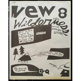 New Wilderness Letter 8 - Ken Friedman