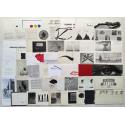 Conjunto invitaciones Galeria Akumulatory 2 (1972-1981)