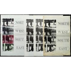 North, West, South, East - Sara Gibert [1978]