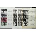 North, West, South, East - Sara Gibert