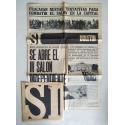 S.I. Salón Independiente 70. Museo Universitario de Ciencias y Arte C.U., México, 3 de diciembre 1970