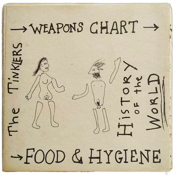 The Tinklers. History of the World – Weapons Chart – Food & Hygiene
