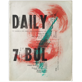 Daily Bul n° 7: Bah Wet! [septembre 1958]