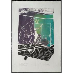"""""""La Puerta del Sueño"""" - Graciela Gutiérrez Marx"""