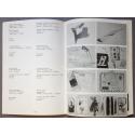 """Exposició de tramesa postal / Mail art exhibition. """"Metrònom-Espai del Centre de Documentació d'Art Actual, Barcelona, 1980"""