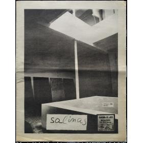 Salinas. Galería Buades, Madrid, enero 1980