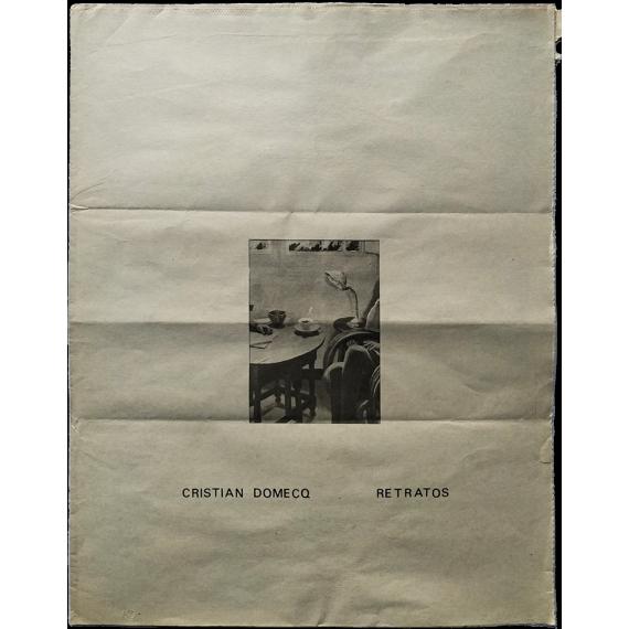 Cristian Domecq - Retratos. Galería Buades, Madrid, diciembre 1982