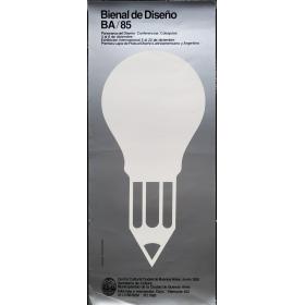 Bienal de Diseño de Buenos Aires BA/85
