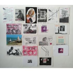 Leonhard Frank Duch - Mail Art (1980-1984)