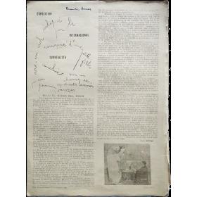 Exposición Internacional Surrealista. Galería Dédalo, Santiago de Chile, del 22 de noviembre al 4 de diciembre de 1948